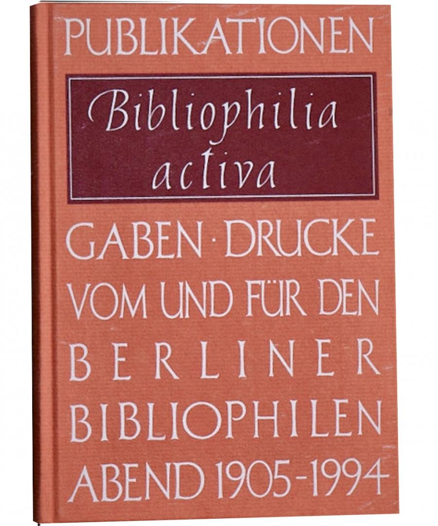 Bibliophilia activa