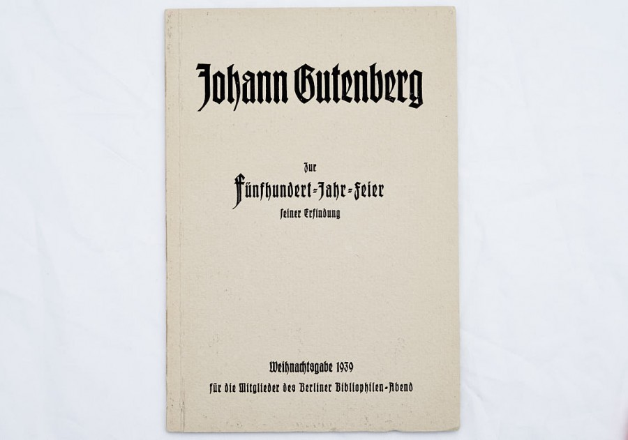 Günther Birkenfeld:Johann Gutenberg