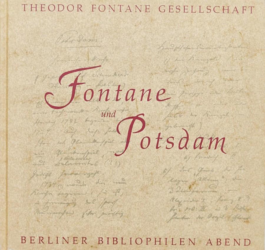 Fontane und Potsdam