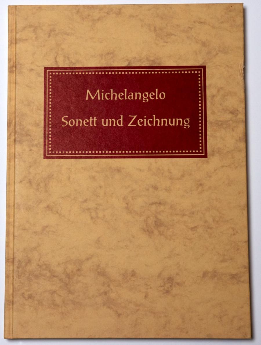 Michelangelo: Sonett und Zeichnung